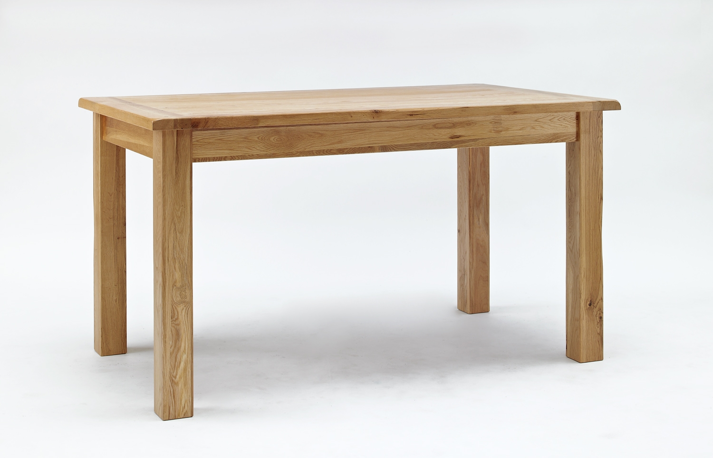 westbury oak dining table 140 cm cw furniture. Black Bedroom Furniture Sets. Home Design Ideas