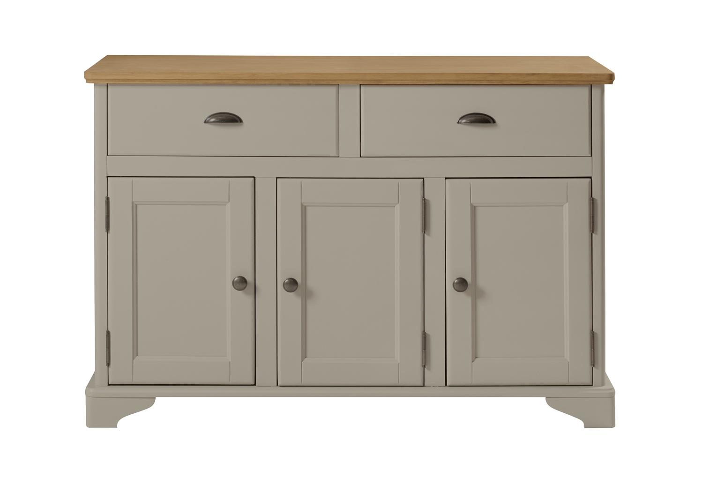 medium sideboard with 3 doors & 2 drawers