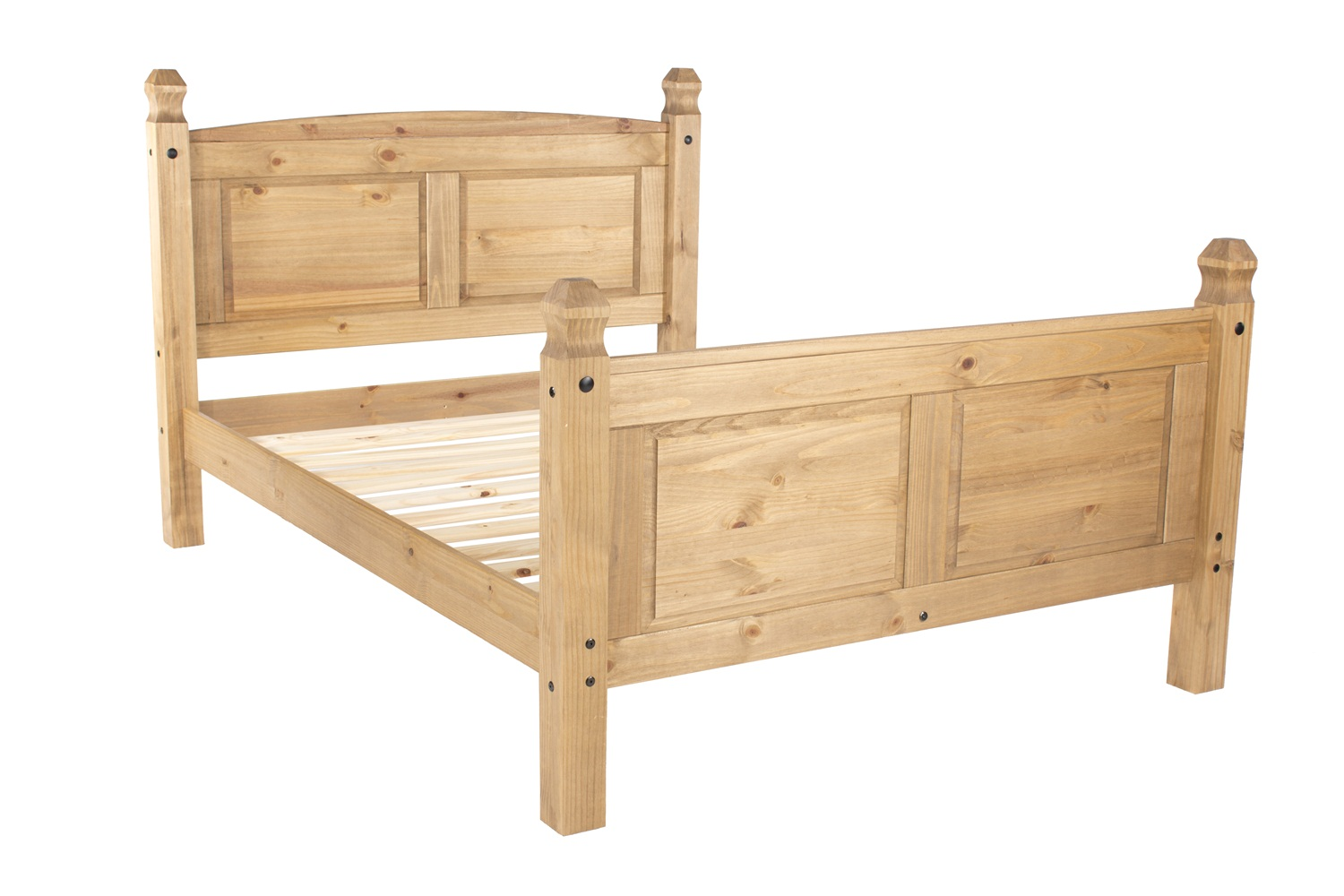 5′ high end bedstead