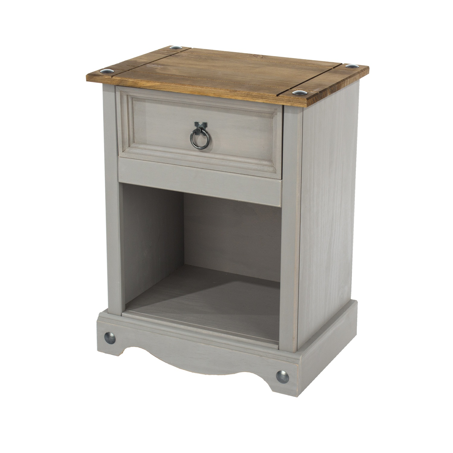 1 drawer bedside cabinet (non dovetail drawer)
