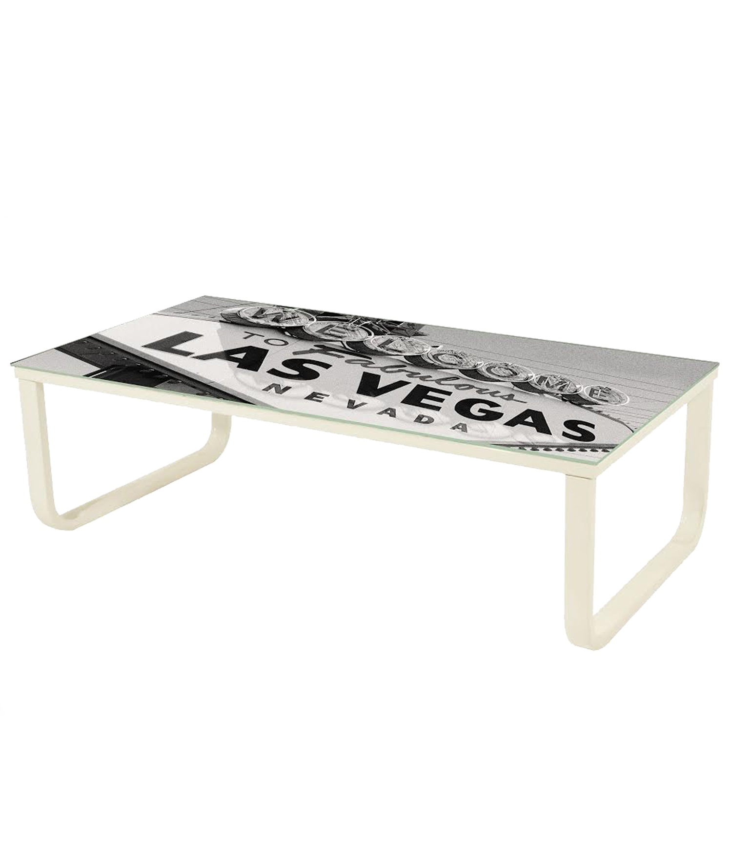 Logo (Vegas) Coffee Table