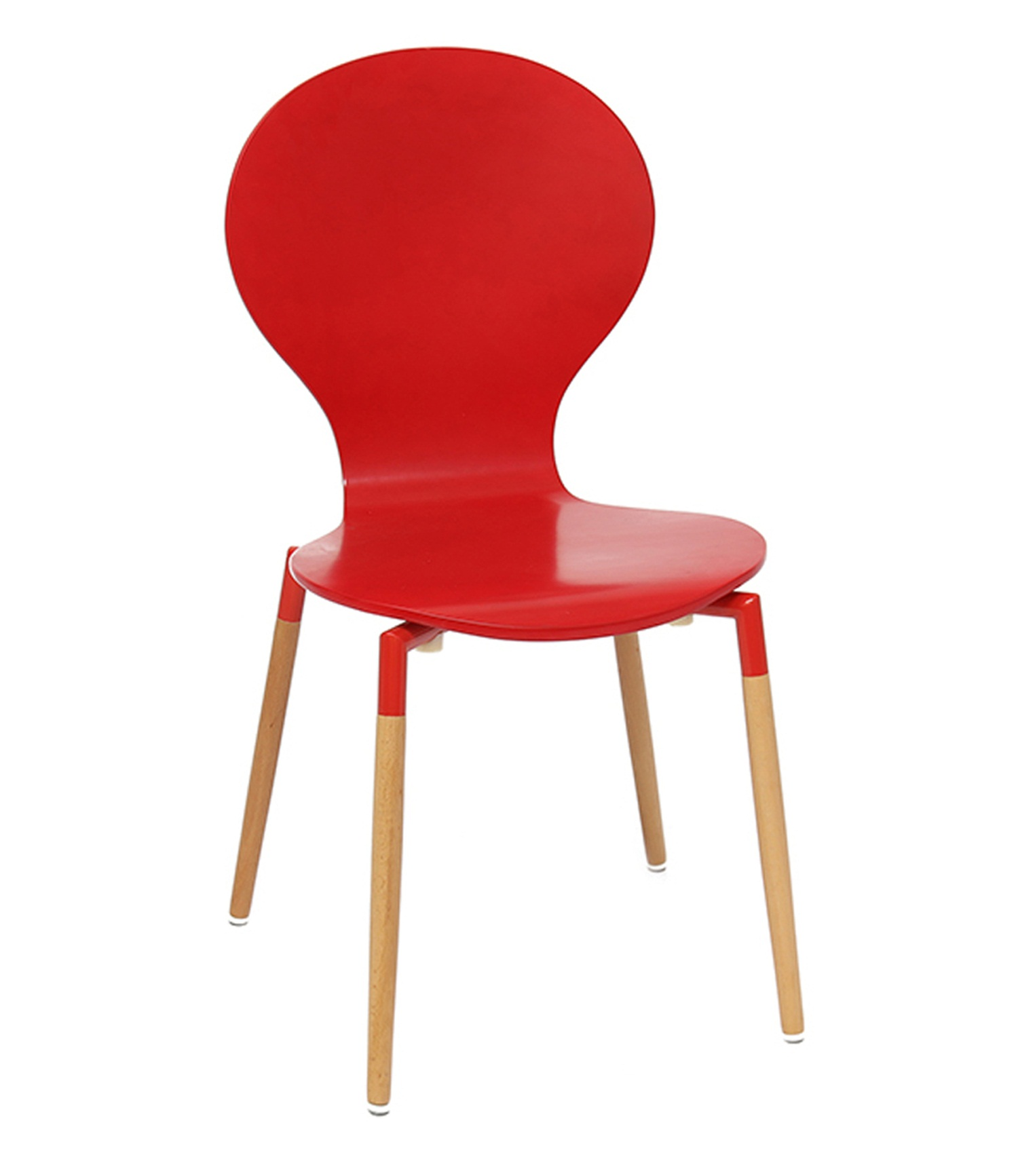 Naples Dining Chair Red