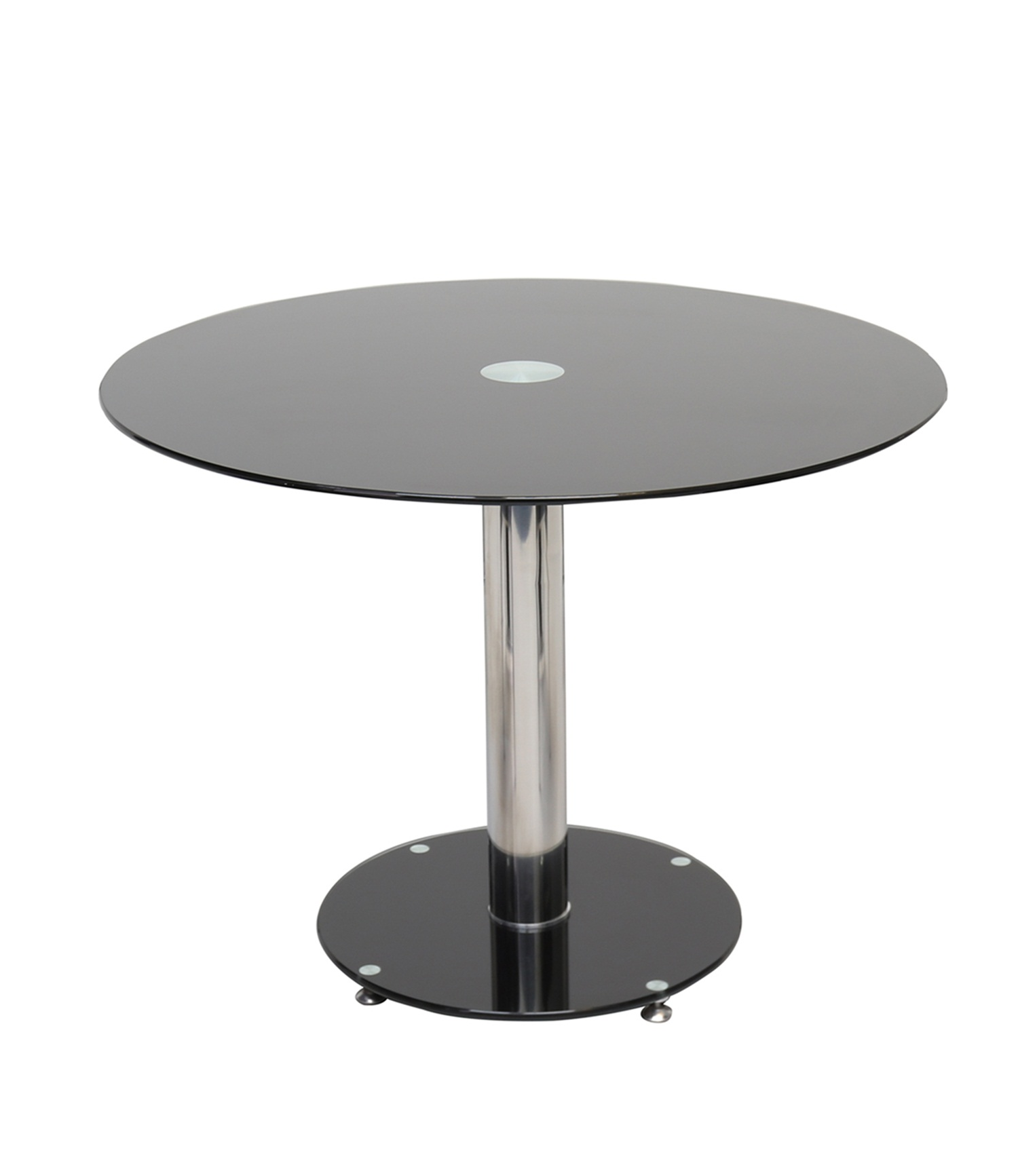 Parma (100cm) Dining Table Black