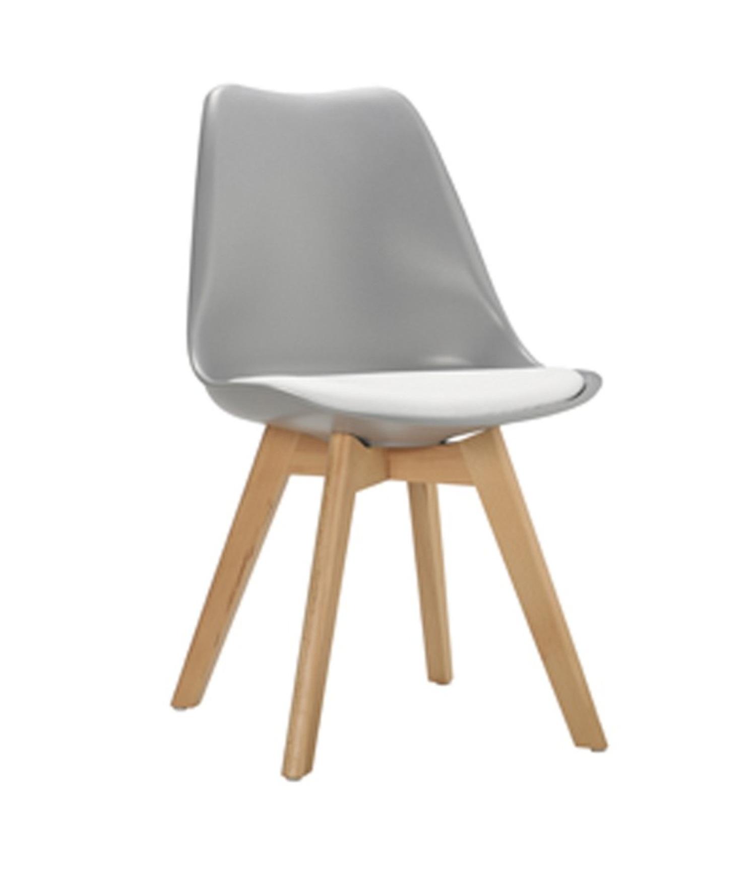 Roma Dining Chair Grey
