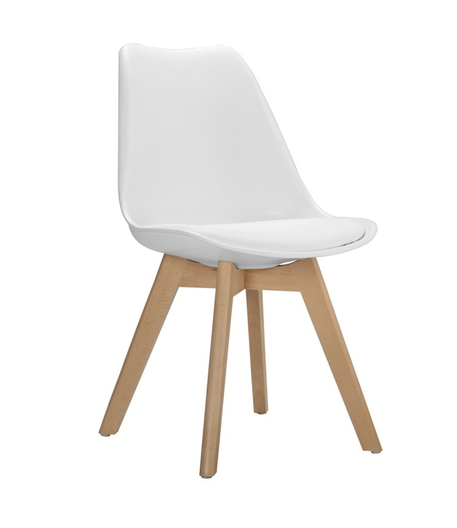 Roma Dining Chair White